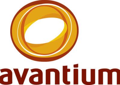 298 001 003 WT Avantium logo embrodery