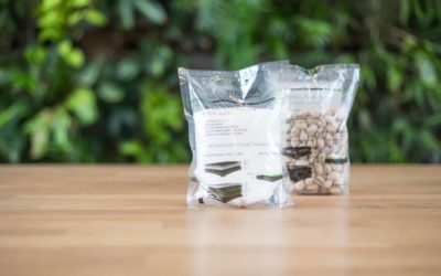 Avantium produces first plant-based pouches of BOPEF film